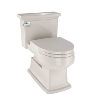 TotoUsa Eco Lloyd® One-Piece Toilet, 1.28 GPF, Elongated Bowl