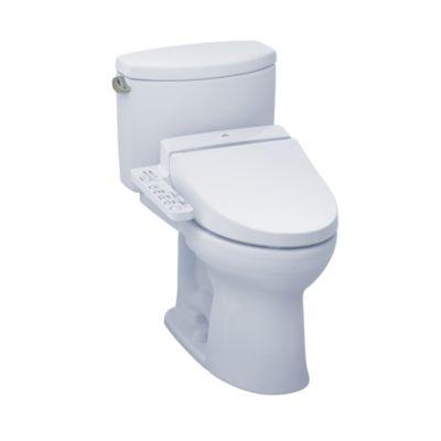 TotoUsa Drake® II Connect+™ C100 Two-Piece Toilet - 1.28 GPF