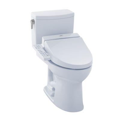 TotoUsa Drake® II 1G Connect+™ C100 Two-Piece Toilet - 1.0 GPF