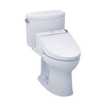 TotoUsa Drake® II Connect+™ C200 Two-Piece Toilet - 1.28 GPF