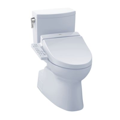 TotoUsa Vespin® II 1G Connect+™ C100 Two-Piece Toilet - 1.0 GPF