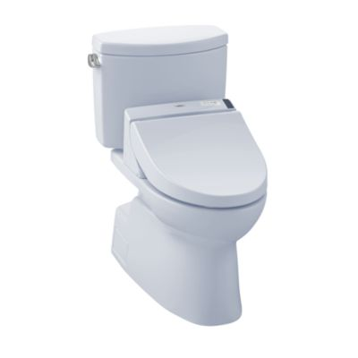 TotoUsa Vespin® II Connect+™ C200 Two-Piece Toilet - 1.28 GPF