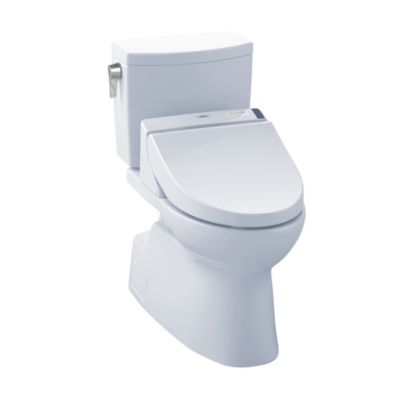 TotoUsa Vespin® II 1G Connect+™ C200 Two-Piece Toilet - 1.0 GPF