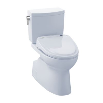 TotoUsa Vespin® II 1G Connect+™ S300e Two-Piece Toilet - 1.0 GPF