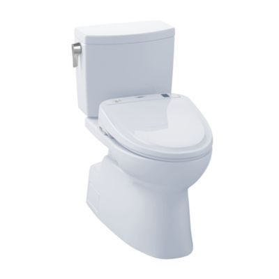 TotoUsa Vespin® II 1G Connect+™ S350e Two-Piece Toilet - 1.0 GPF