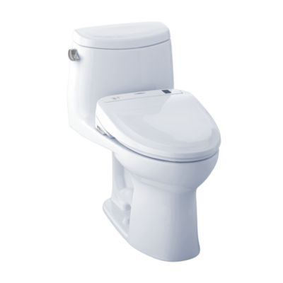 TotoUsa UltraMax II Connect+™ S350e One-Piece Toilet - 1.28 GPF