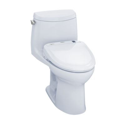 TotoUsa UltraMax II 1G Connect+™ S350e One-Piece Toilet - 1.0 GPF