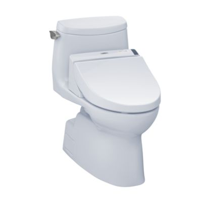 TotoUsa Carlyle® II 1G Connect+™ C200 One-Piece Toilet - 1.0 GPF