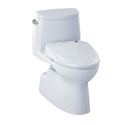 TotoUsa Carlyle® II Connect+™ S300e One-Piece Toilet - 1.28 GPF