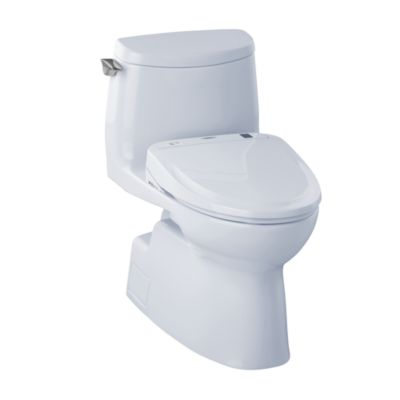 TotoUsa Carlyle® II 1G Connect+™ S350e One-Piece Toilet - 1.0 GPF