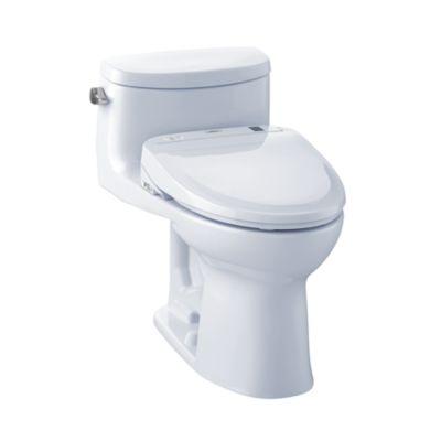 TotoUsa Supreme® II Connect+™ S300e One-Piece Toilet - 1.28 GPF