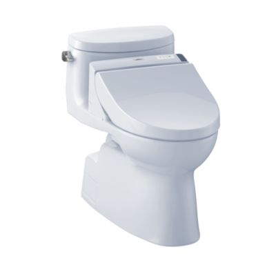 TotoUsa Carolina® II Connect+™ C200 One-Piece Toilet - 1.28 GPF