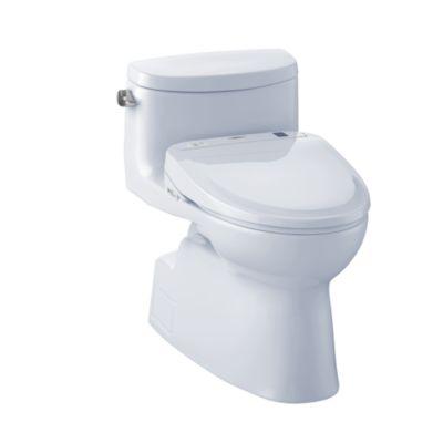 TotoUsa Carolina® II Connect+™ S350e One-Piece Toilet - 1.28 GPF