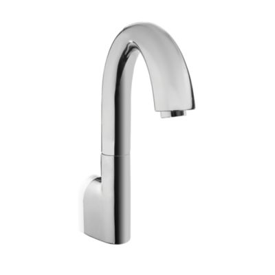 TotoUsa Gooseneck Wall-Mount EcoPower Faucet - 1.0 GPM