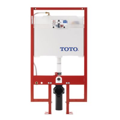 TotoUsa DUOFIT In-Wall Tank System, 1.6 GPF & 0.9 GPF - PEX Supply