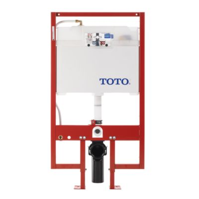 TotoUsa DUOFIT In-Wall Tank System, 1.28 GPF & 0.9 GPF - PEX Supply