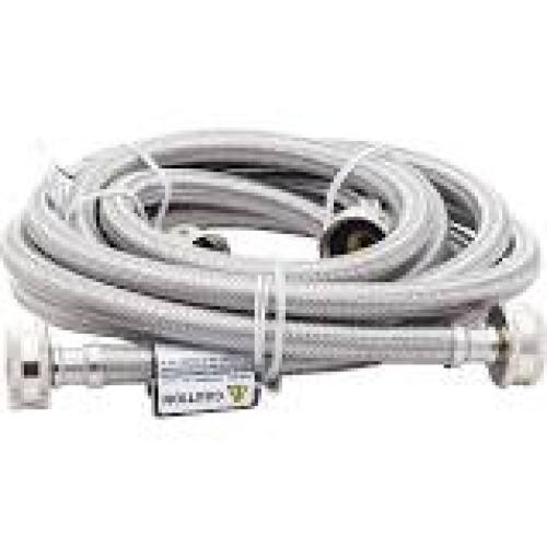 8 Foot Stainless Steel Washer Hose