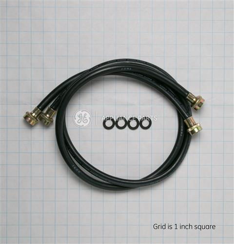 ADC 8 Foot rubber washer hose