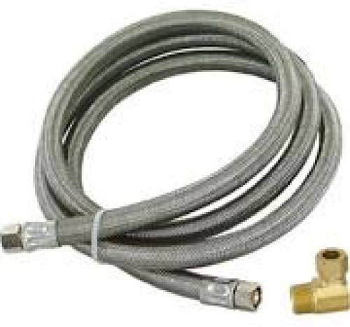 ADC Diswasher Stainless supply hose