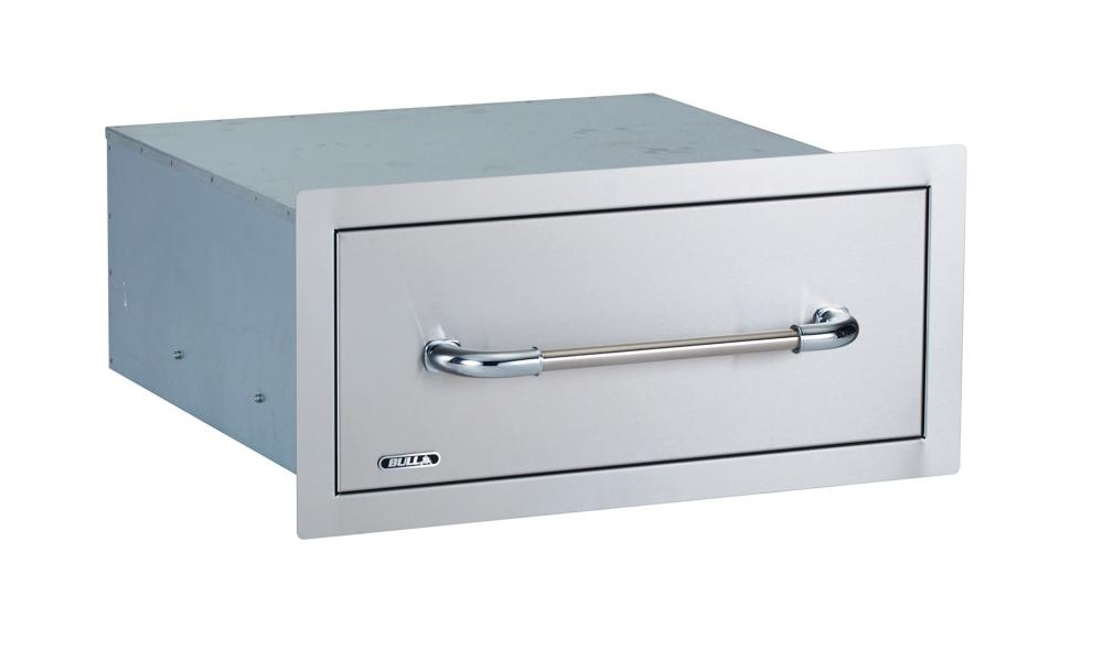"Bull BBQ Large Single Drawer (24"" Depth For Deep Kitchens Only)"