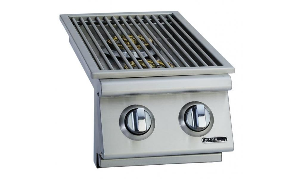 Bull BBQ NG Slide in Double side Burner