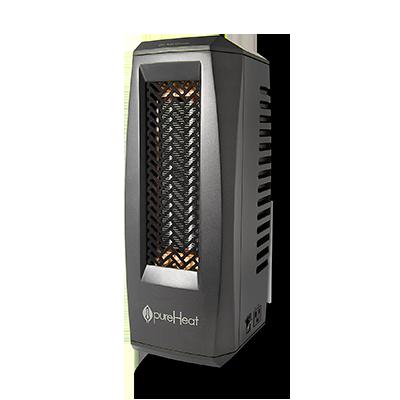 pureHeat SNUG | Wall Plug Heater
