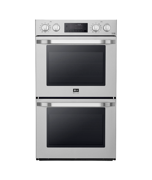LG Studio ELECTRIC DOUBLE BUILT-IN WALL OVEN