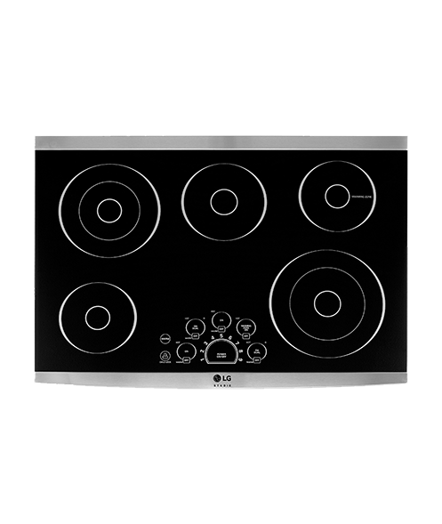 30-INCH RADIANT COOKTOP