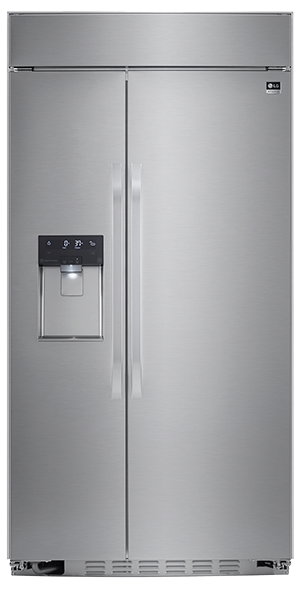 ULTRA-LARGE CAPACITY SIDE-BY-SIDE REFRIGERATOR