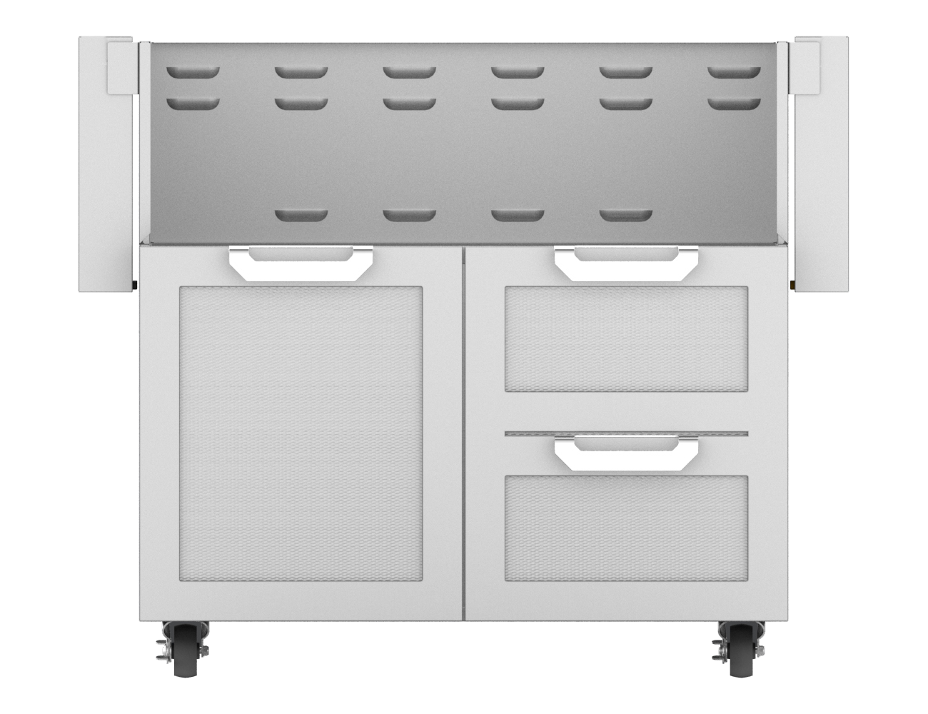 "Hestan 36"" Door and Drawer Tower Cart"