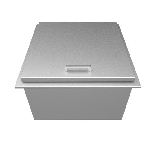 "Hestan 24"" Outdoor Drop-In Cooler"