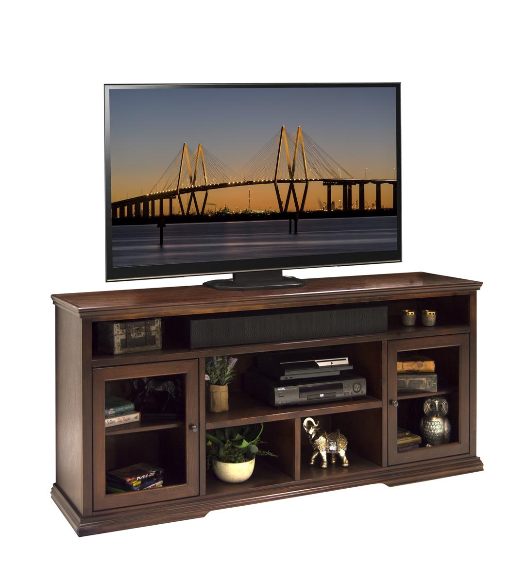 """Legends Furniture 74"""" Tall TV Cart"""