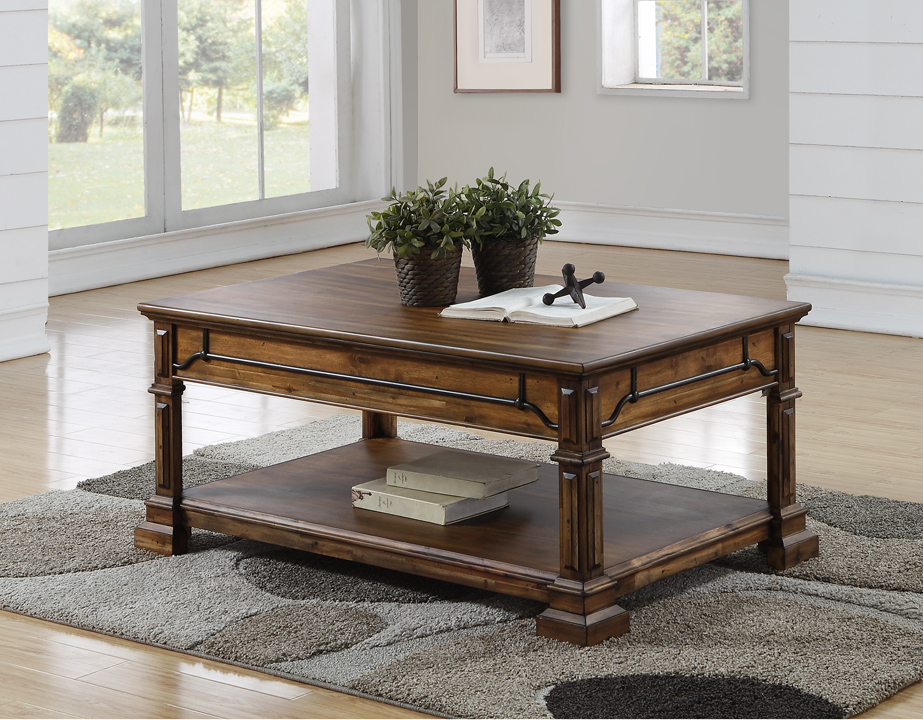Legends Furniture Barclay Coffee Table