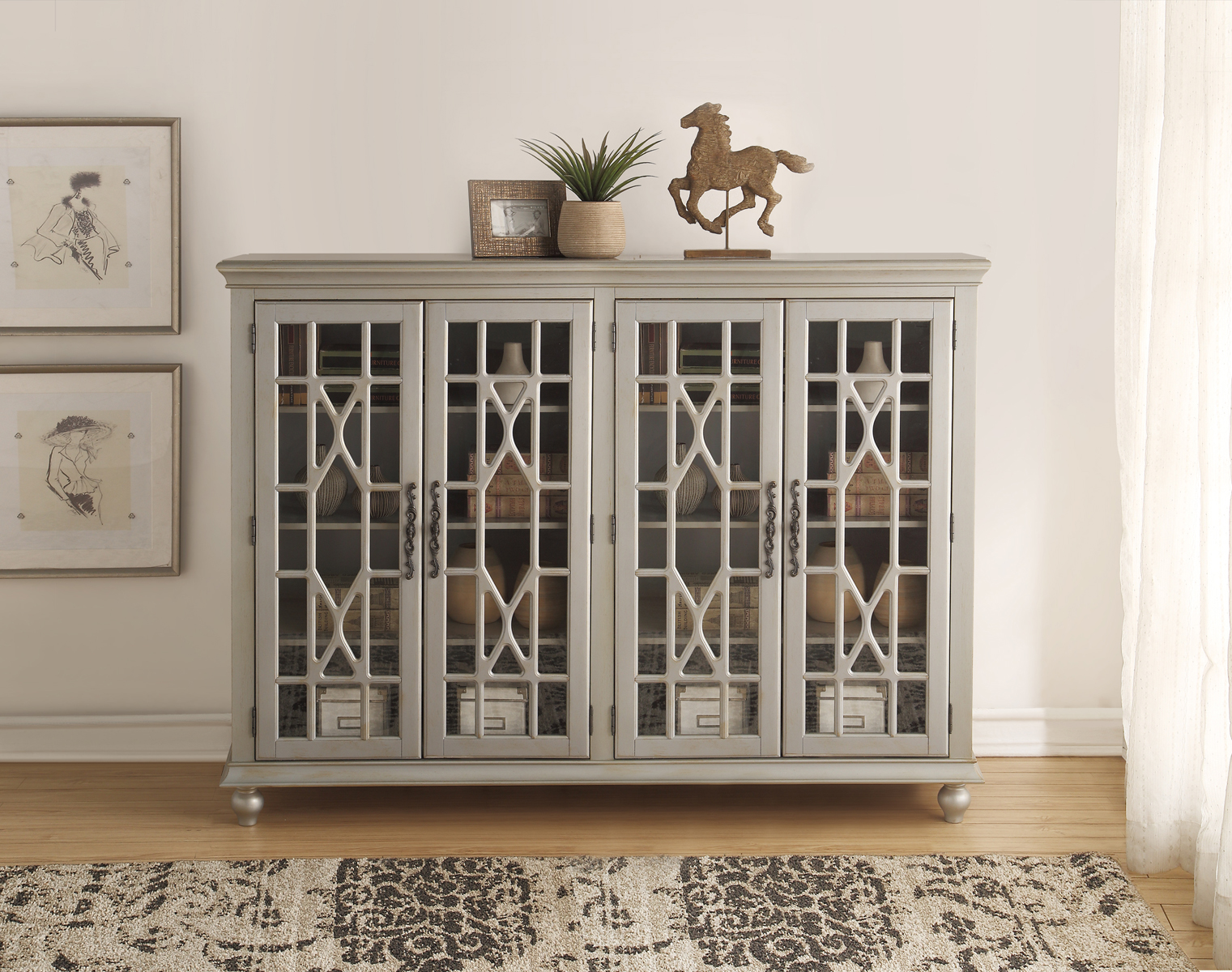 Legends Furniture 4-Door Chest