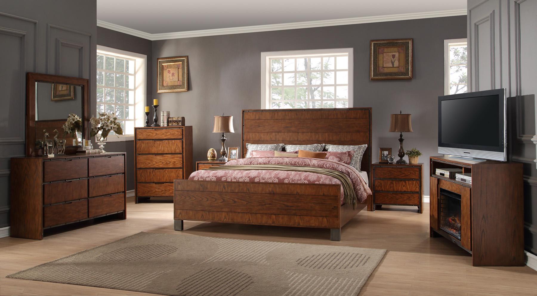 Legends Furniture Cal King Rails