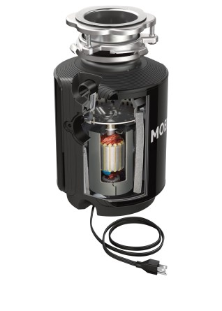 Model: GXS75C | Moen GX Series 3/4 Horsepower Garbage Disposal