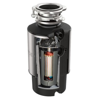 Model: GX100C | Moen GX Series 1 Horsepower Garbage Disposal