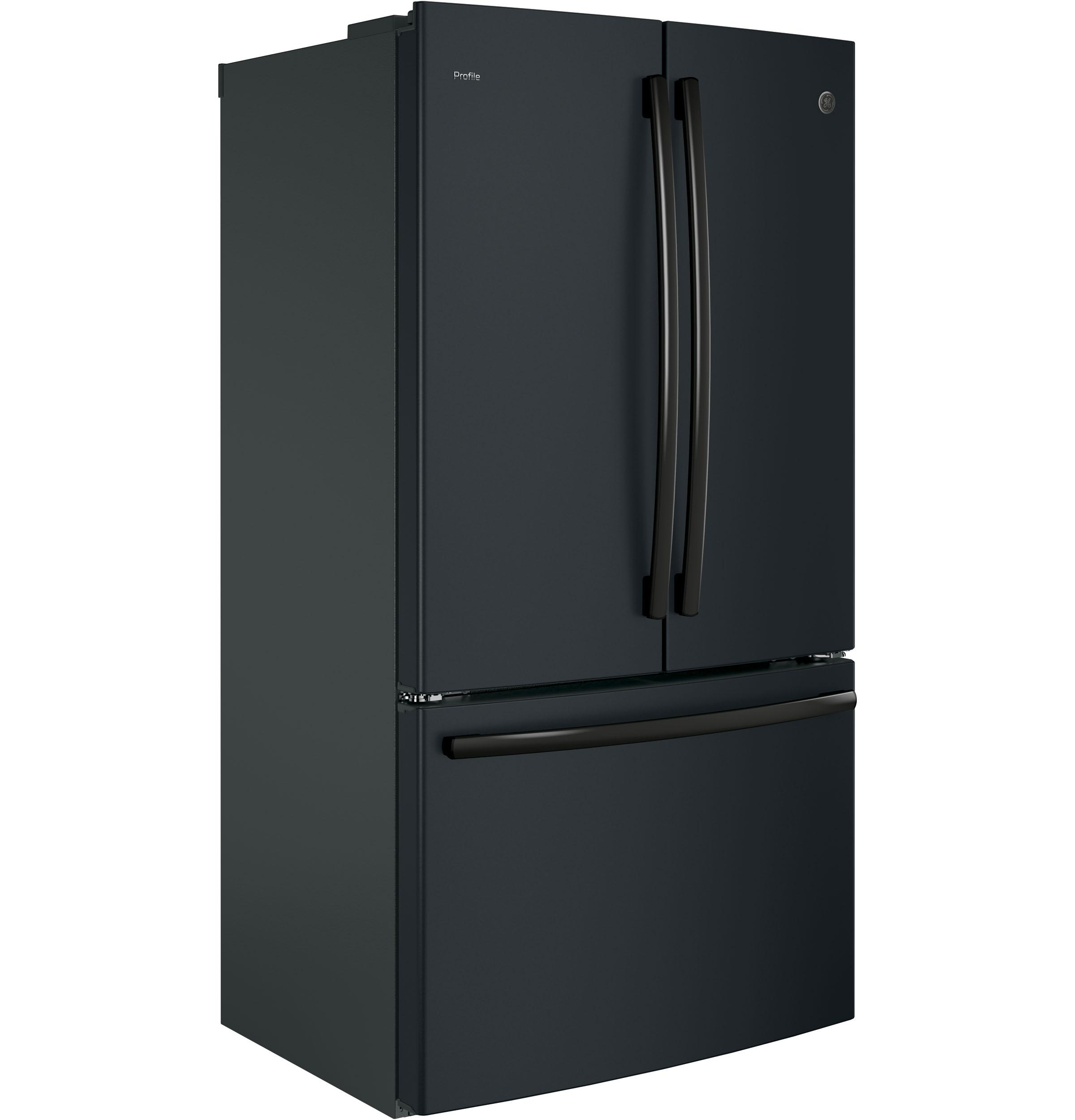 Model: PWE23KELDS | GE Profile™ Series ENERGY STAR® 23.1 Cu. Ft. Counter-Depth French-Door Refrigerator