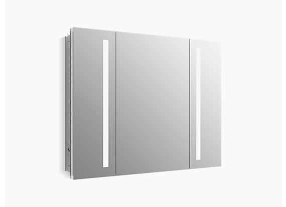 "Kohler  Verdera®   lighted medicine cabinet, 40"" W x 30"" H"
