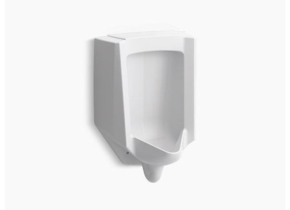 Kohler Bardon™   High-Efficiency Urinal (HEU), washdown, wall-hung, 0.125 gpf to 1.0 gpf, rear spud