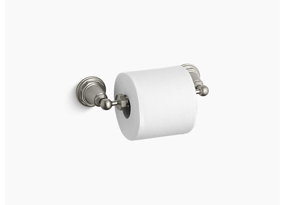 Kohler  Pinstripe®   Toilet tissue holder