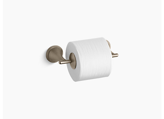 Kohler  Finial® Traditional   Toilet tissue holder