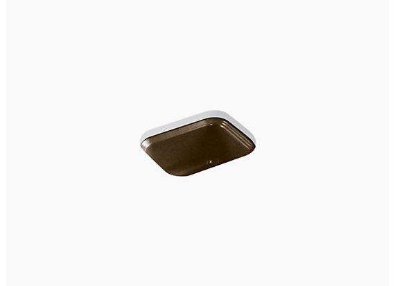 """Kohler Northland™   15"""" x 12-3/8"""" x 7-5/8"""" under-mount bar sink"""