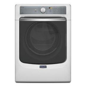 Maxima Steam Electric Dryer with Large Capacity and Stainless Steel Dryer Drum  7.3 cu. ft.