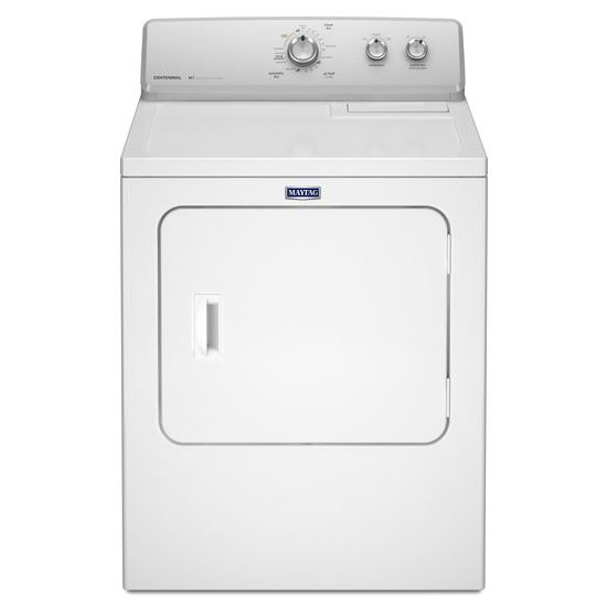 Maytag 7.0 Cu. Ft. Large Capacity Dryer with Wrinkle Control