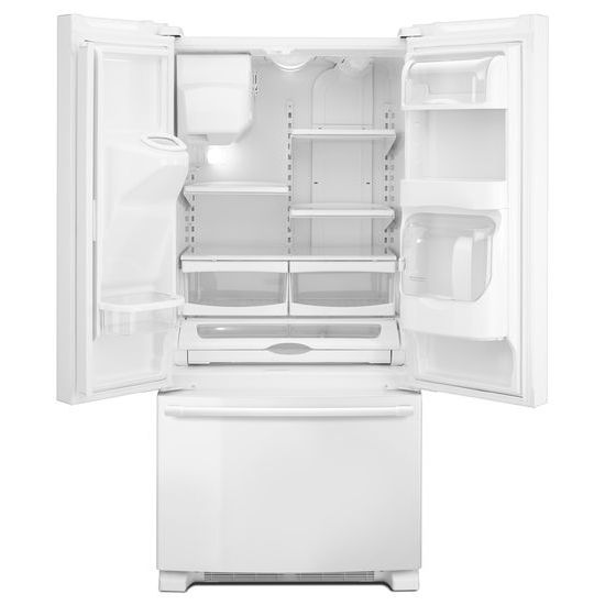 33  Inch Wide French Door Refrigerator With Beverage Chiller™ Compartment    22 Cu.