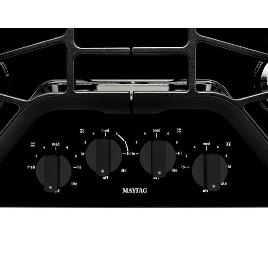 30-inch 4-burner Gas Cooktop with Power™ Burner