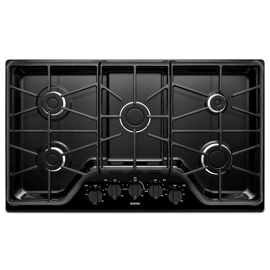 36-inch 5-burner Gas Cooktop with Power™ Burner