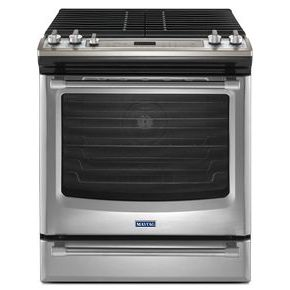 Maytag 30-inch Gas Range with Convection and Fit System - 5.8 cu. ft.