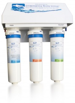 Environmental Water Systems ESSENTIAL Drinking Water System